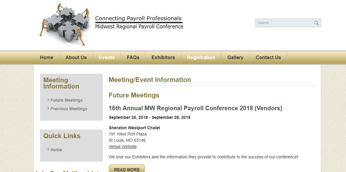 Midwest Payroll Regional Conference