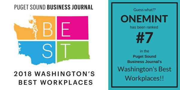PSBJ Washington's Best Workplaces