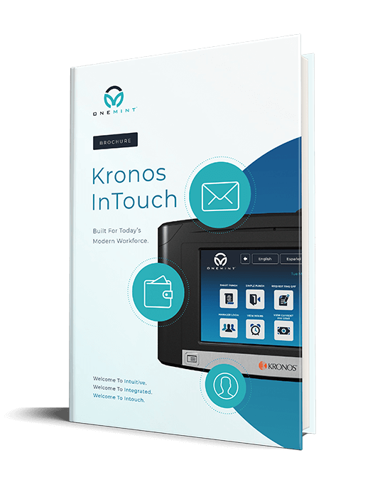 Kronos InTouch Features