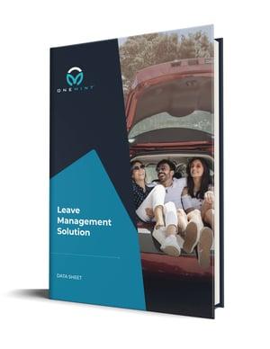 Leave Management Solution Datasheet