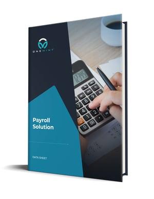 Payroll Solution Datsheet
