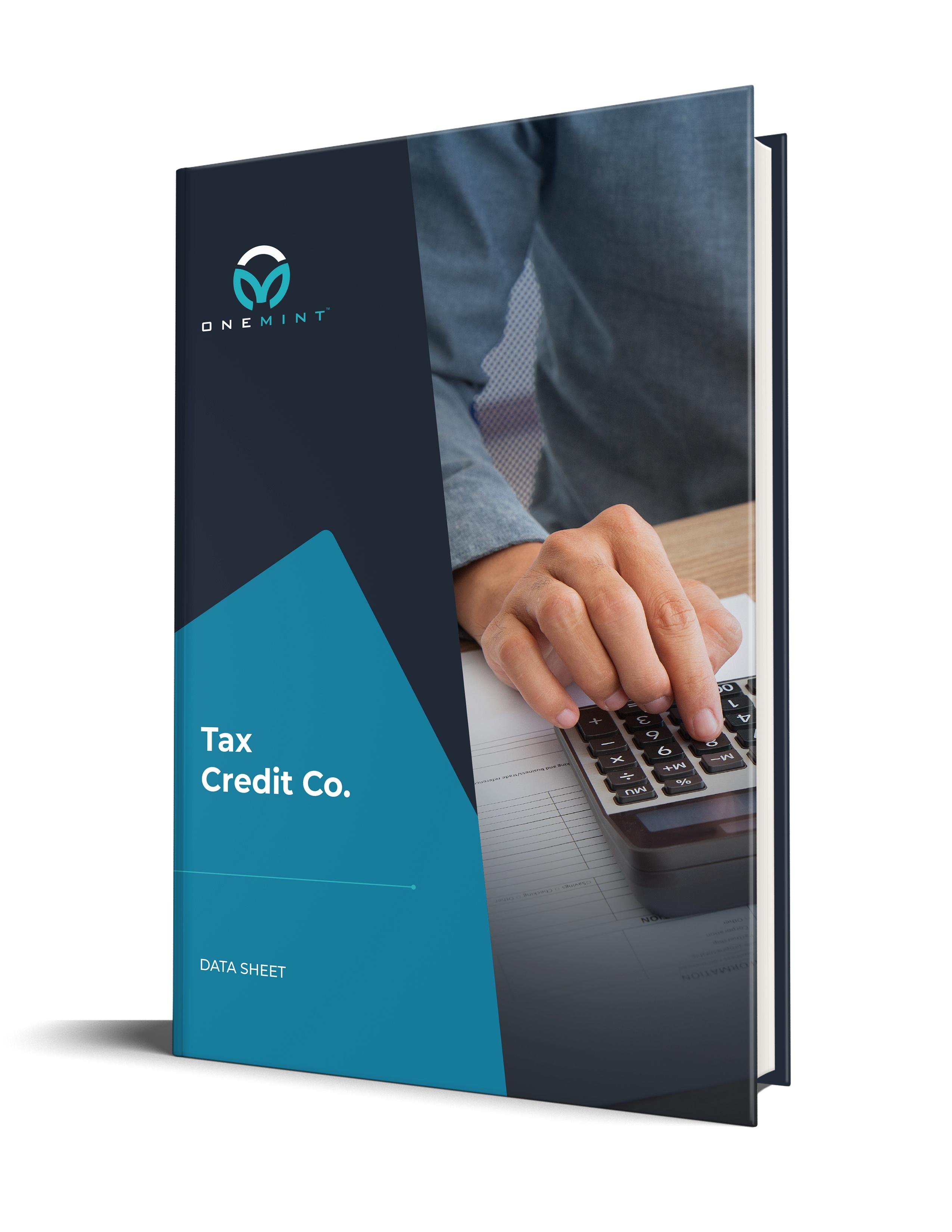 Datasheet_Tax_Credit_Co