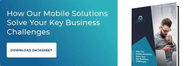 onemint mobile solutions datasheet cta
