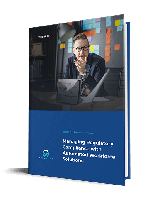 Managing Regulatory Compliance with Automated Workforce Solutions