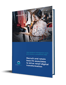 Recruit and retain best-fit associates to drive retail digital transformation