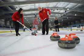 Curling is a fun alternative to ice skating