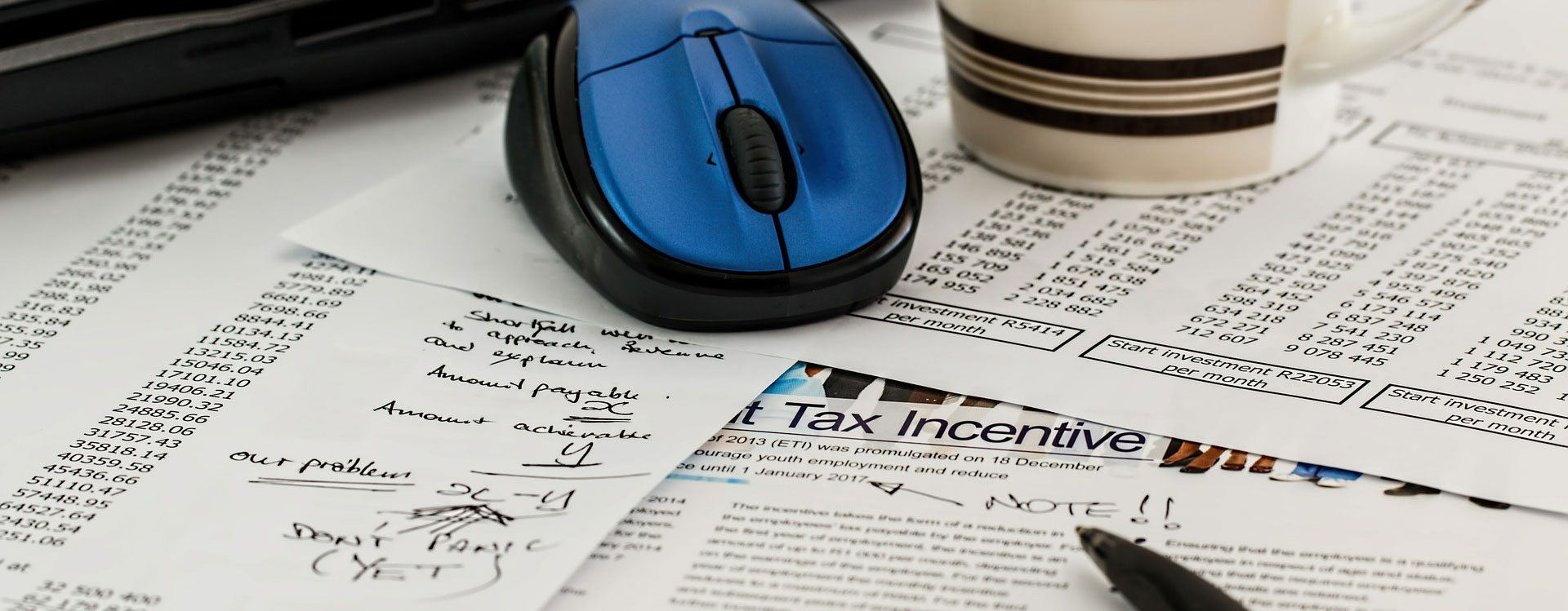 onemint blog taxes document paperwork