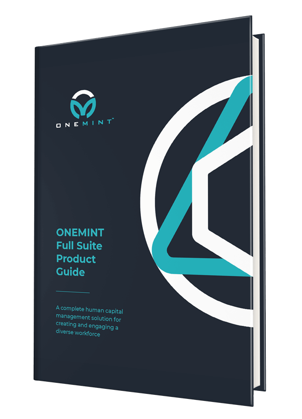 onemint full suite product guide