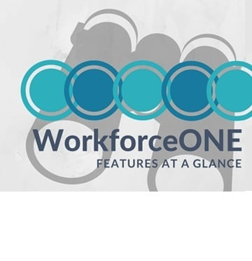 WorkforceONE Features at a Glance