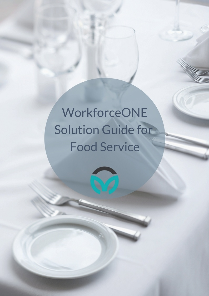 WorkforceONE for Food Service