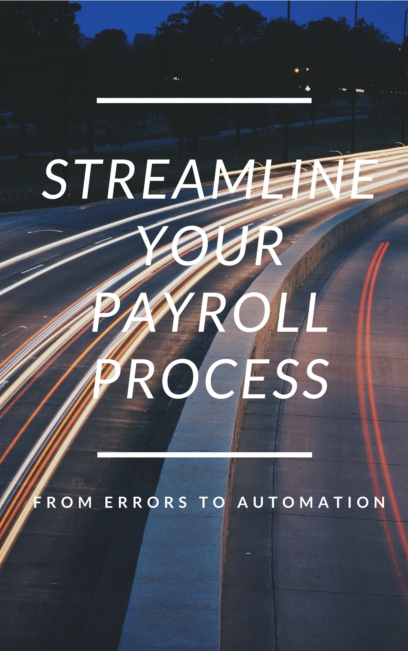 Streamline your payroll process: from errors to automation