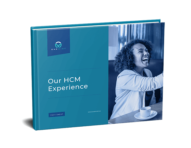 Our New HCM Experience
