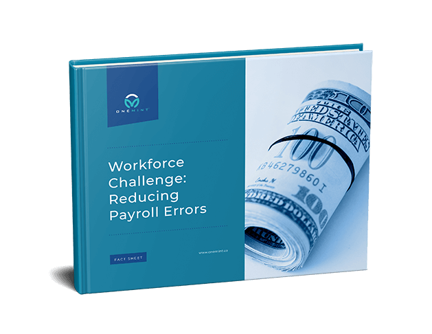 Reducing Payroll Errors
