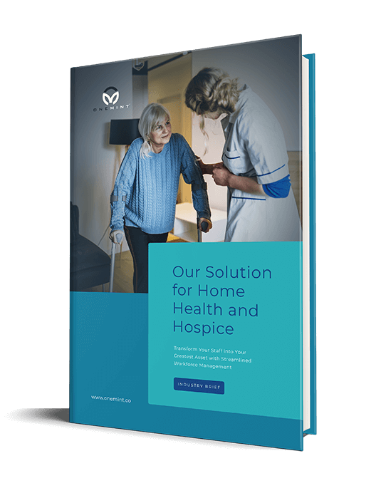 Our Solution for Home Health and Hospice