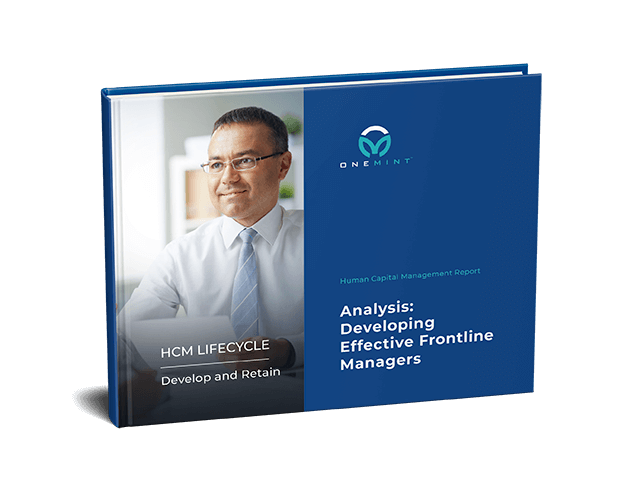 HCM Lifecycle Part 6: Developing Managers