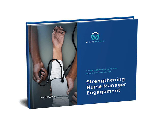 Strengthening Nurse Manager Engagement