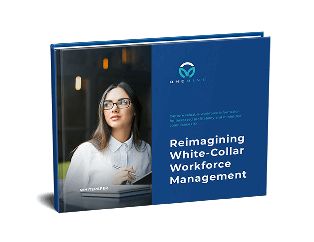 Reimagining White Collar Workforce Management