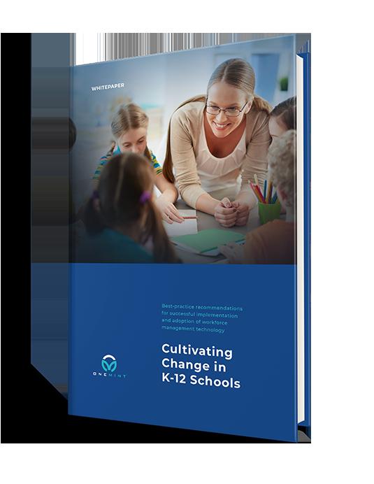 Cultivating Change in K-12 U