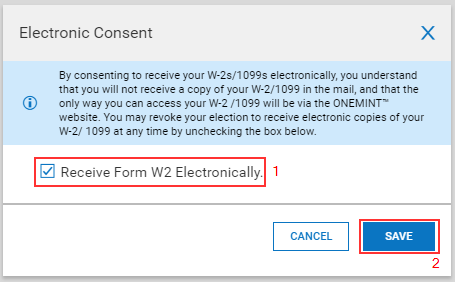 electronic consent new ui