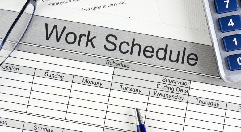The Headache of Employee Scheduling